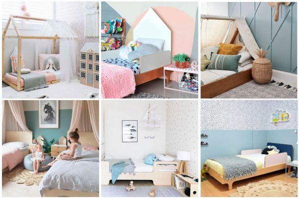 Cama Infantil: tamanhos e modelos