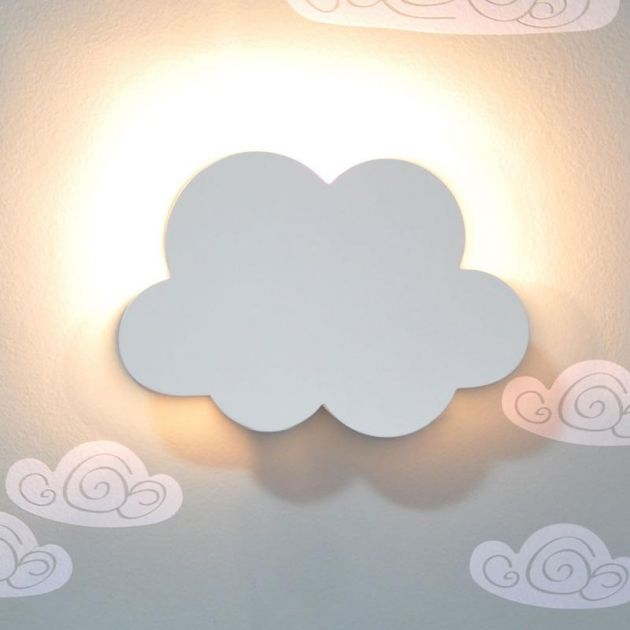 Arandela Nuvem Dimerizável