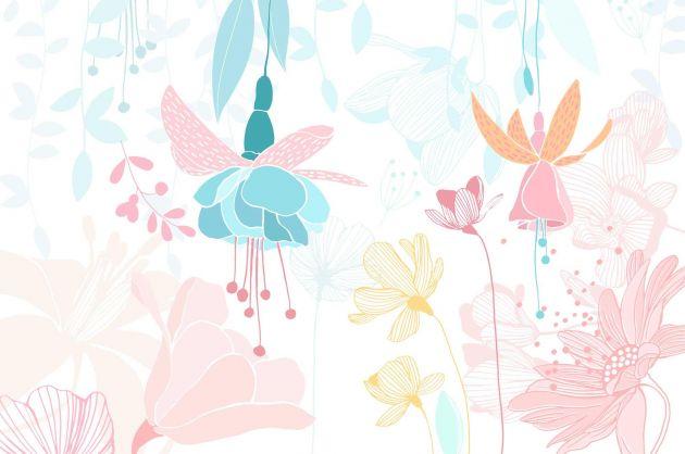 Painel Maxi Flor - Design Nanda Corrêa