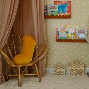Poltrona Flor Infantil Vime